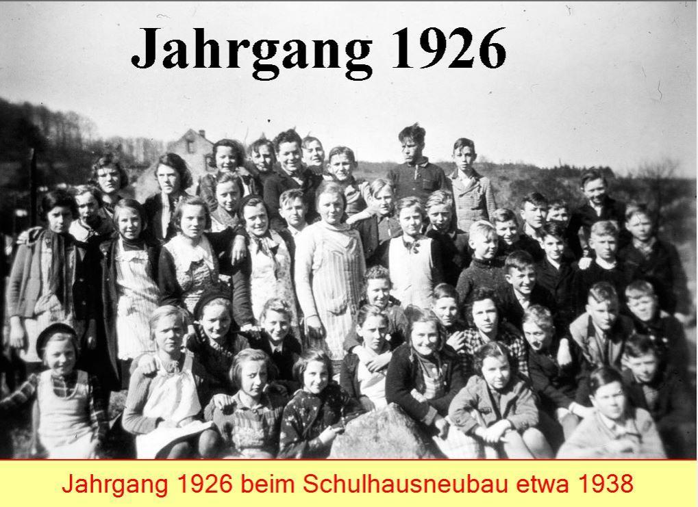 Jahrgang 1926