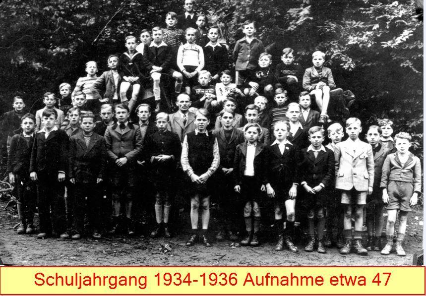 Schuljahrgang 1934-1936