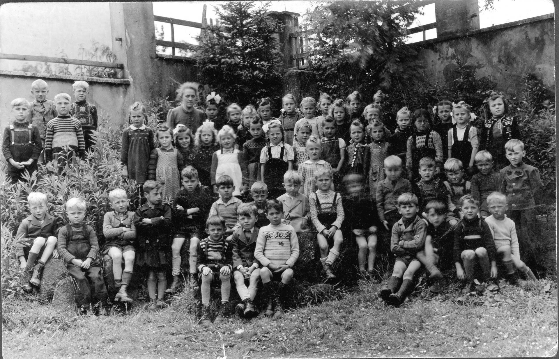 Schuljahrgang 1940