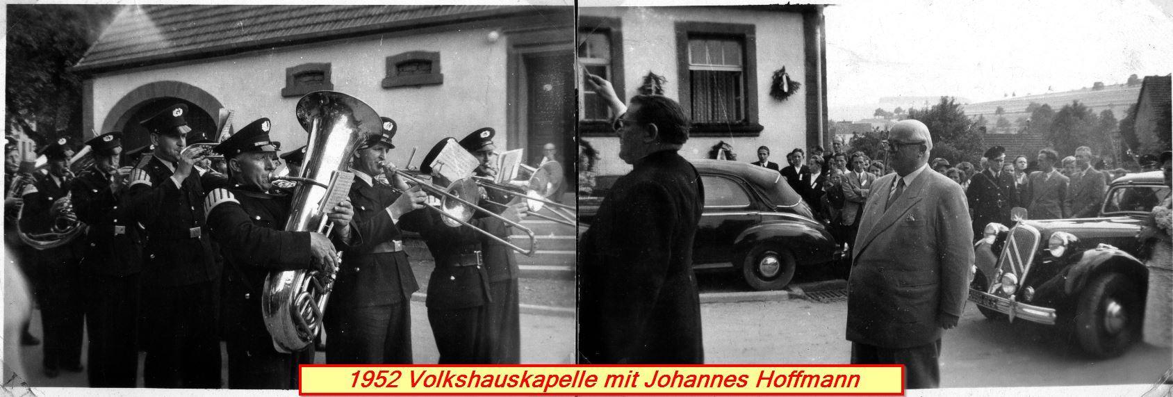 Volkshauskapelle 1952