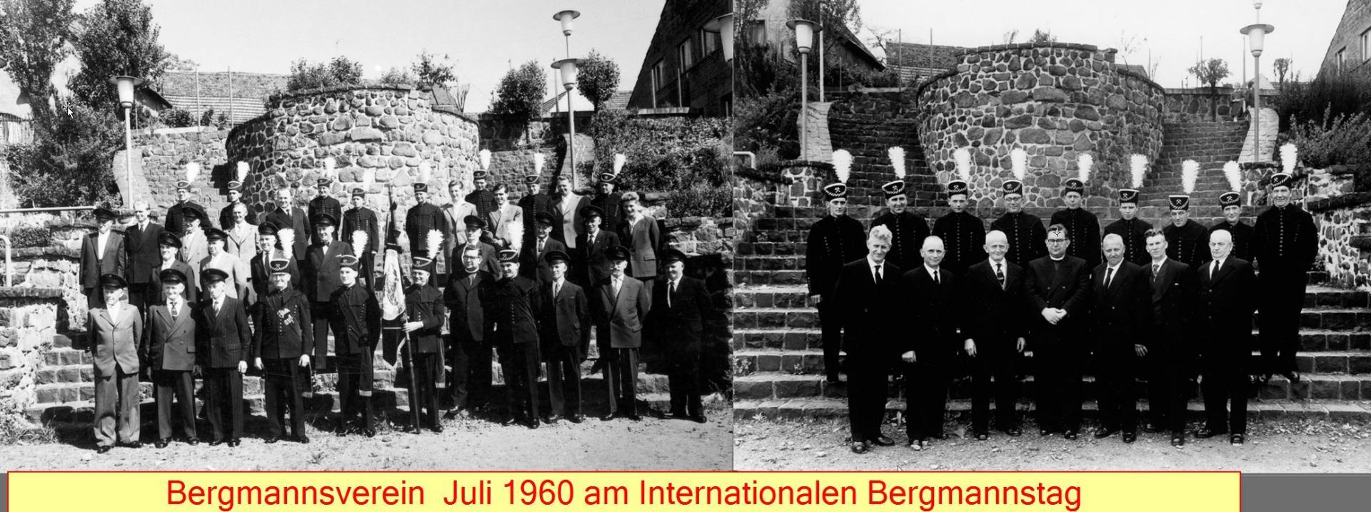 1960 Bergmannsverein