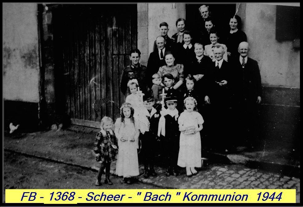 Kommunion Scheer/bach