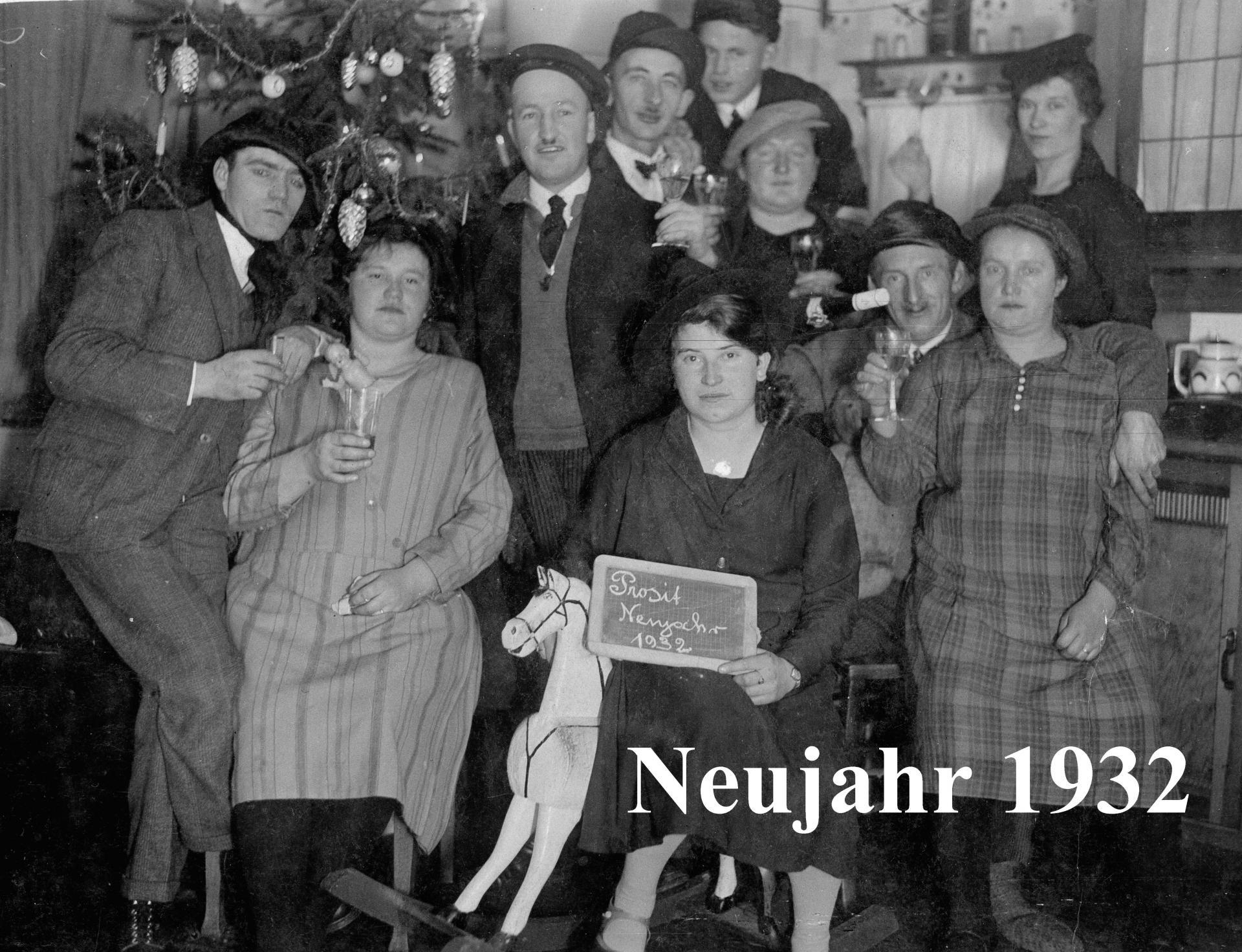 Neujahr 1932