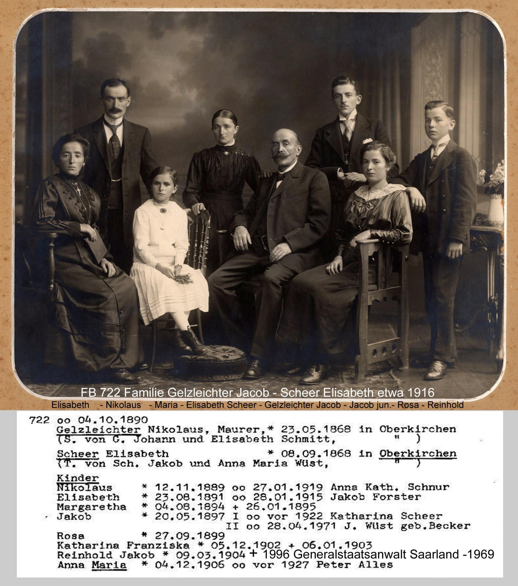 Familie Gelzleichter