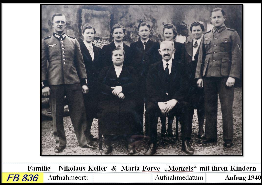 Familie Keller
