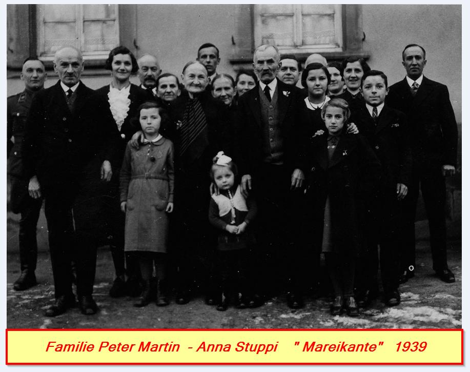 Familie Martin/Stuppi