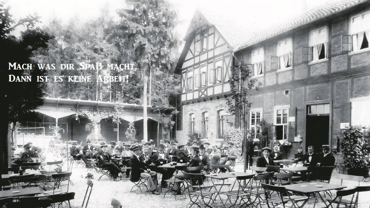 Hotel Restaurant am Schlehberg Alfeld - Geschichte