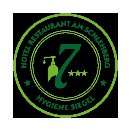 Hygiene Zertifikat Hotel Restaurant 7 Berge am Schlehberg