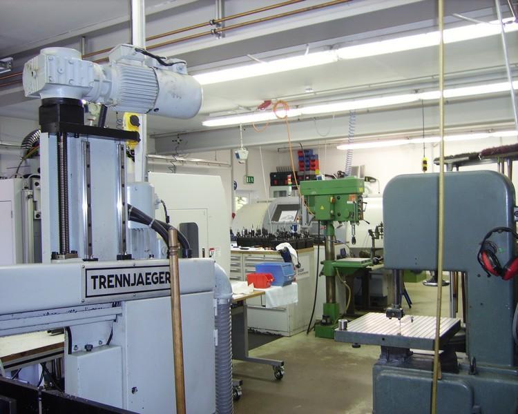 Maschinen Eilert-Heers Metallbearbeitung