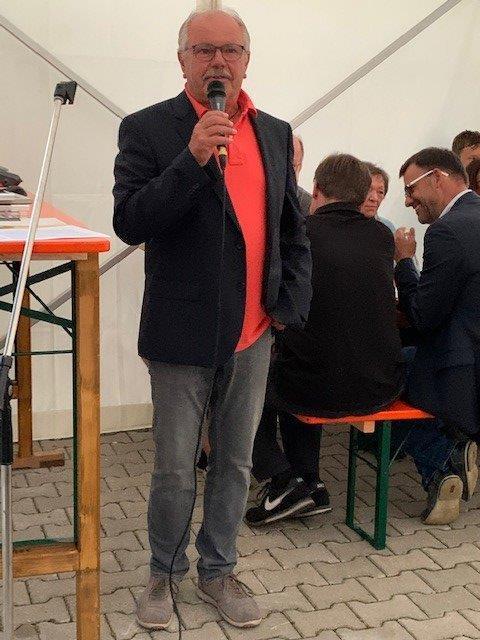 Ansprache Joachim Effenberger