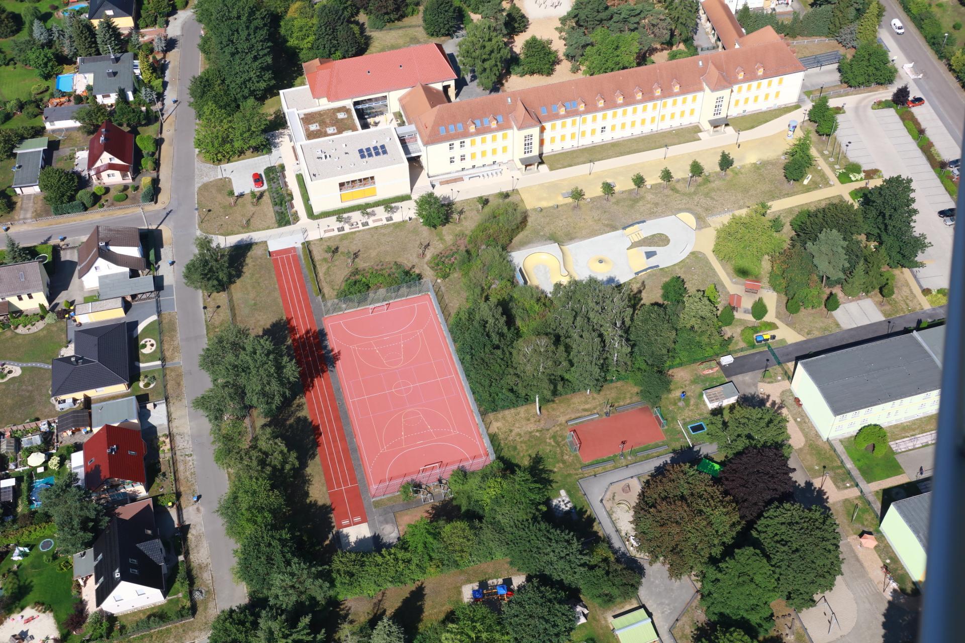 Grundschule Sportanlage