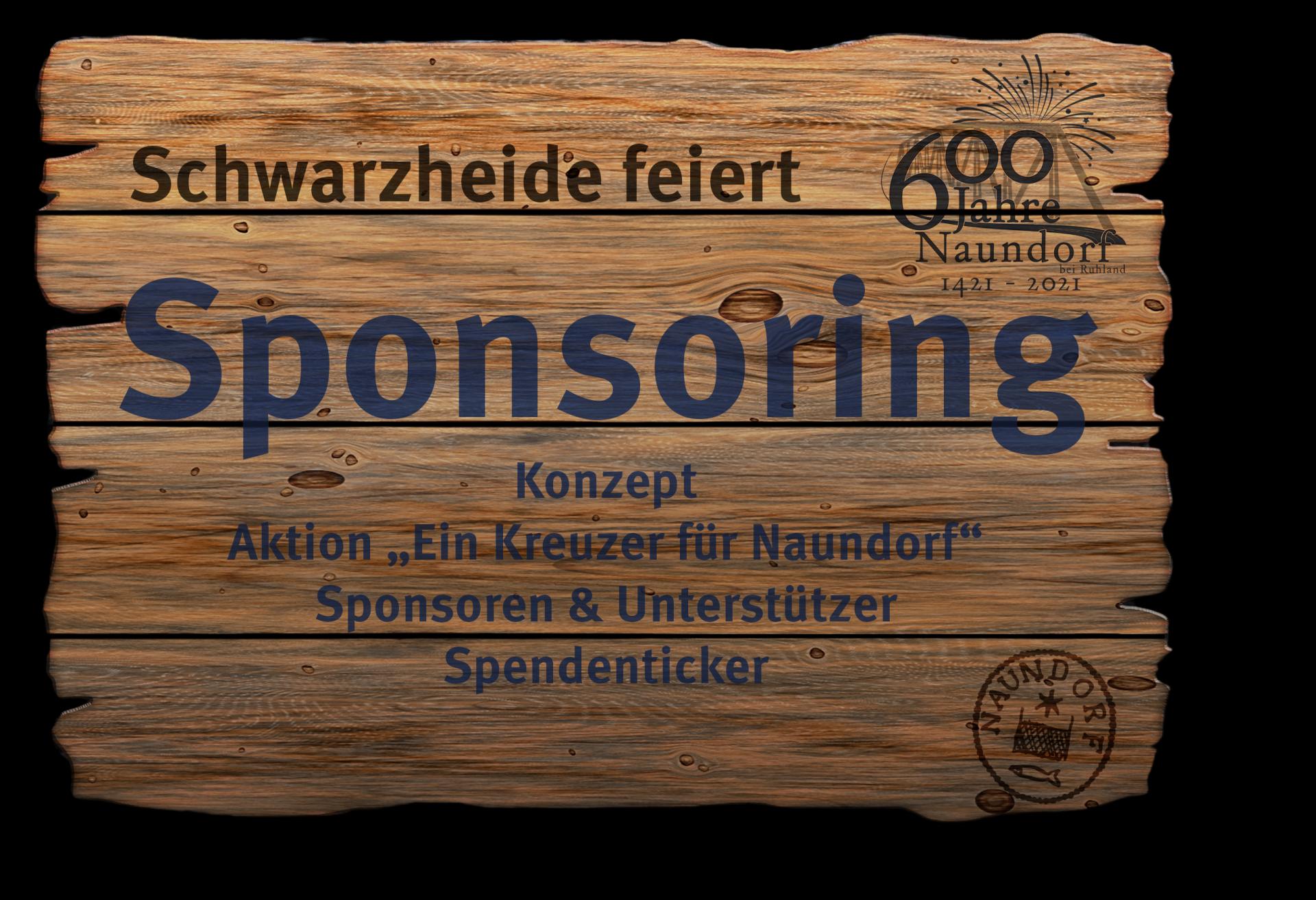 Jubi Schild Sponsoring