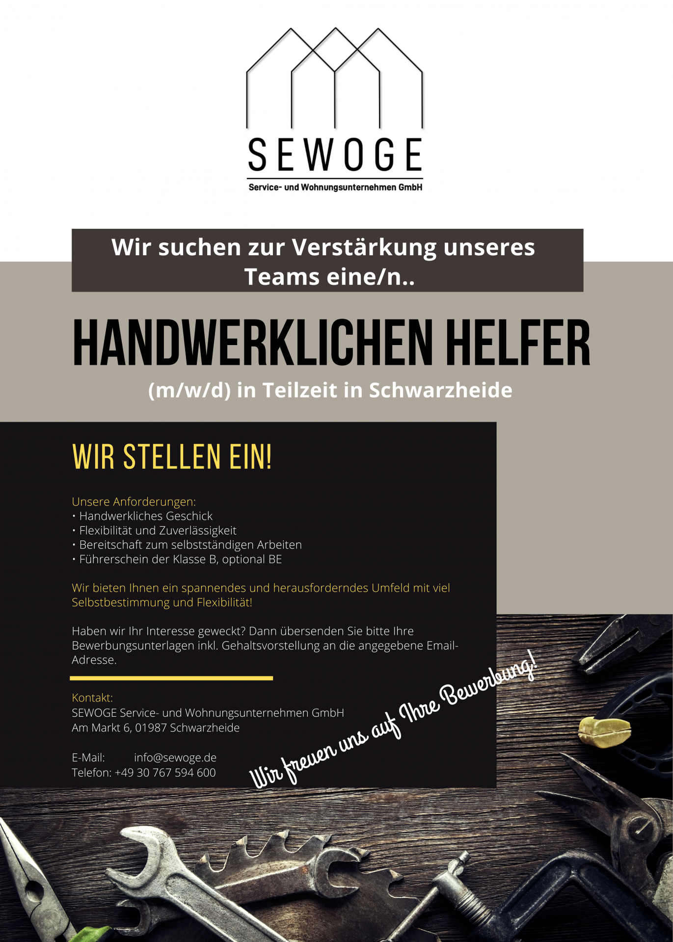 SEWOGE Helfer