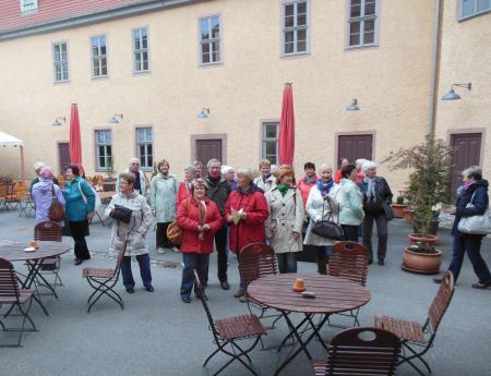 Senioren in Weimar