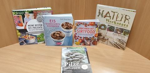 Neue Sachbücher Juli