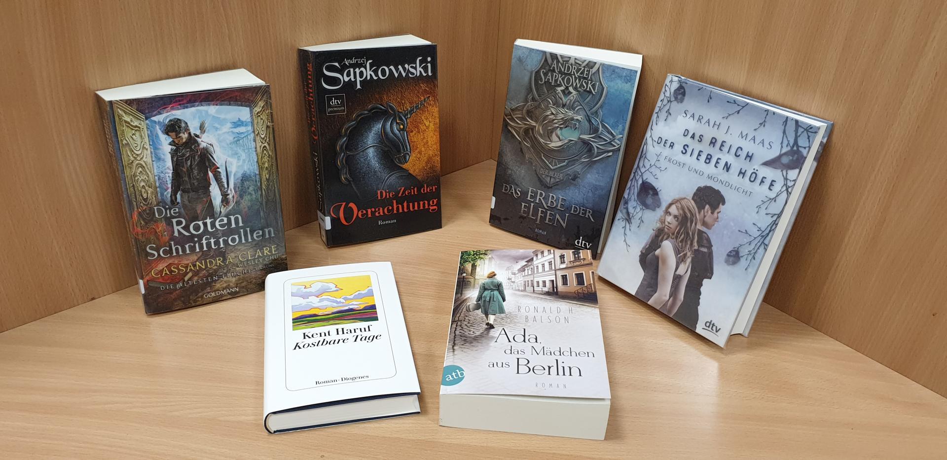 neue Romane Juni