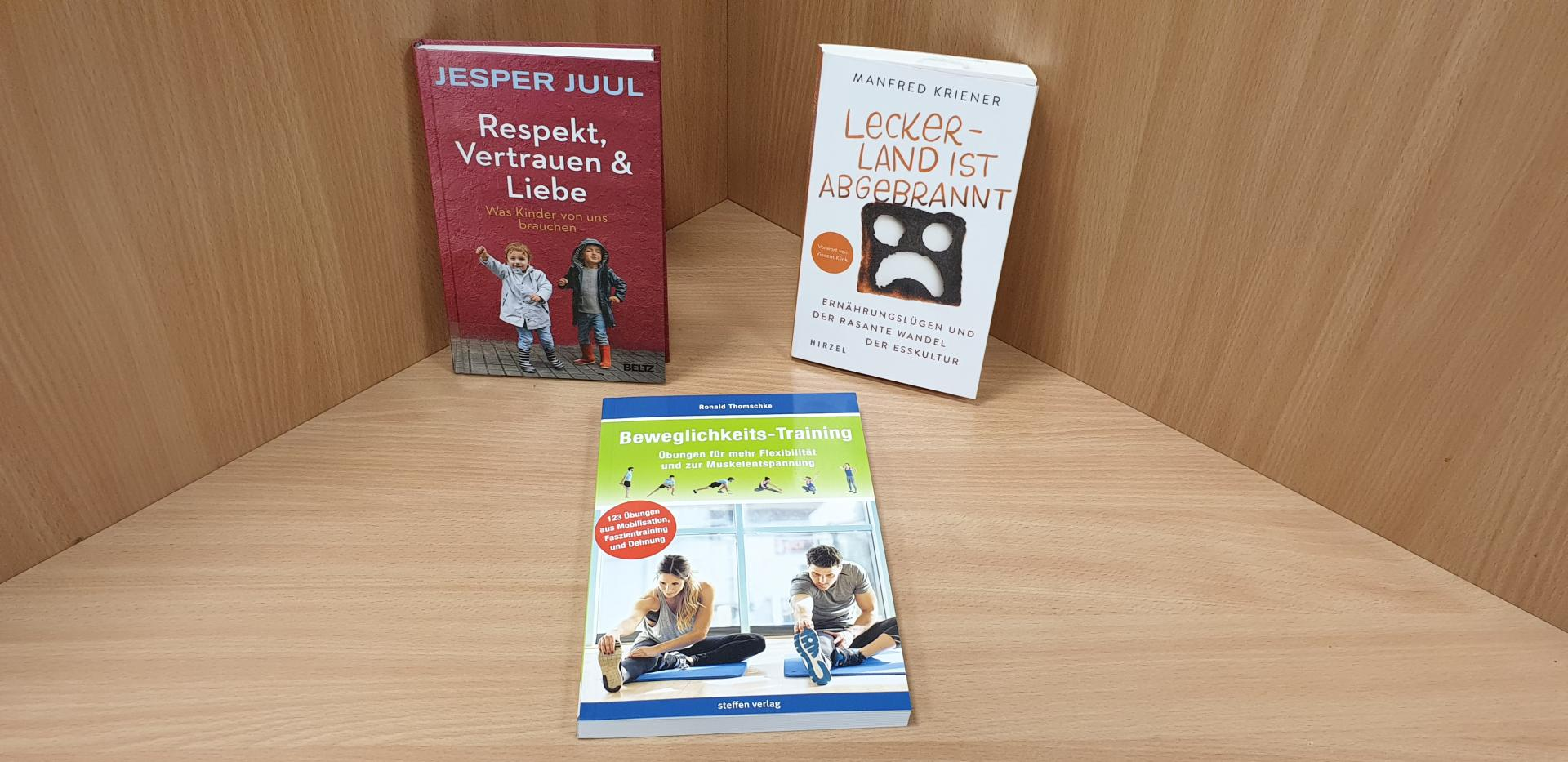 Neue Sachbücher im Juni