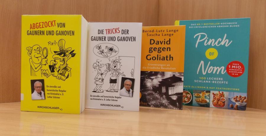 Neue Sachbücher im Januar