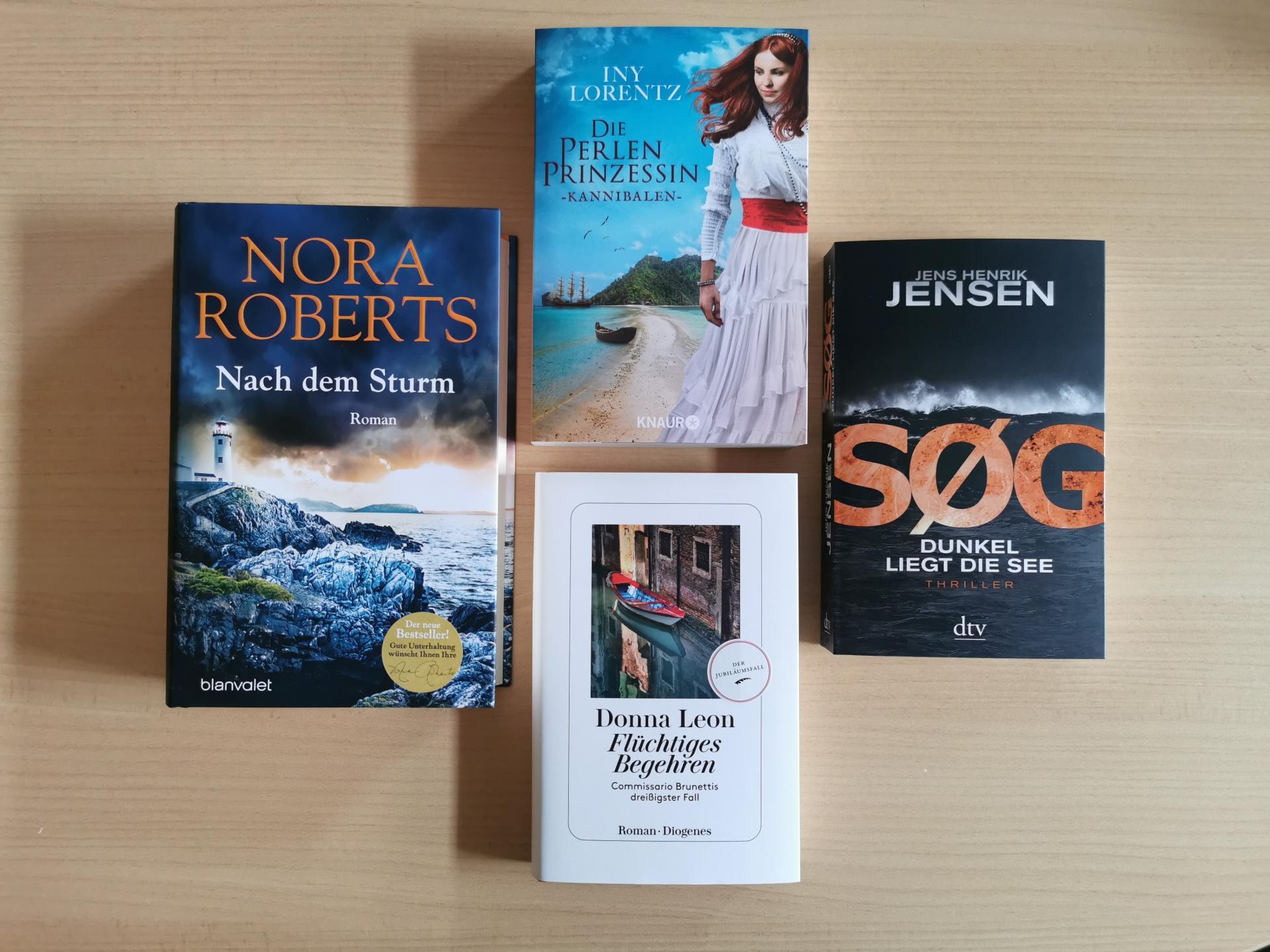 Neues im Juni21 Romane