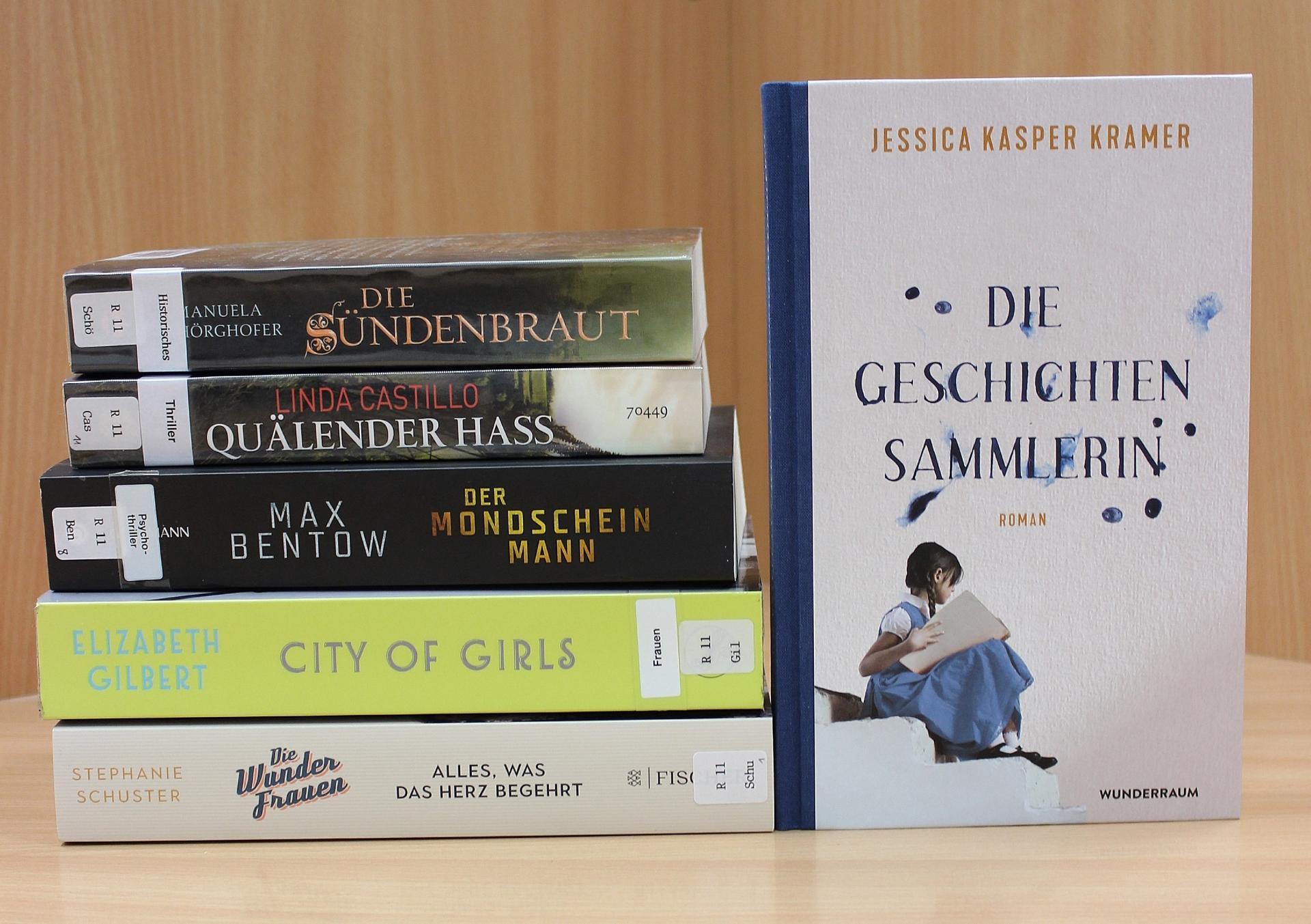 Neue Romane September
