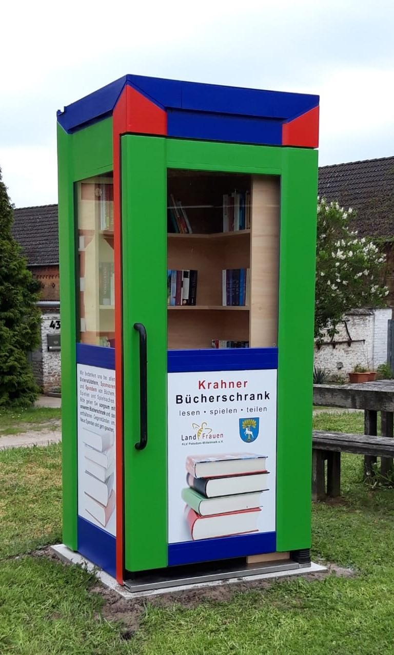 Bücherschrank Krahne