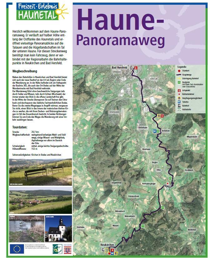 Haune Panoramaweg