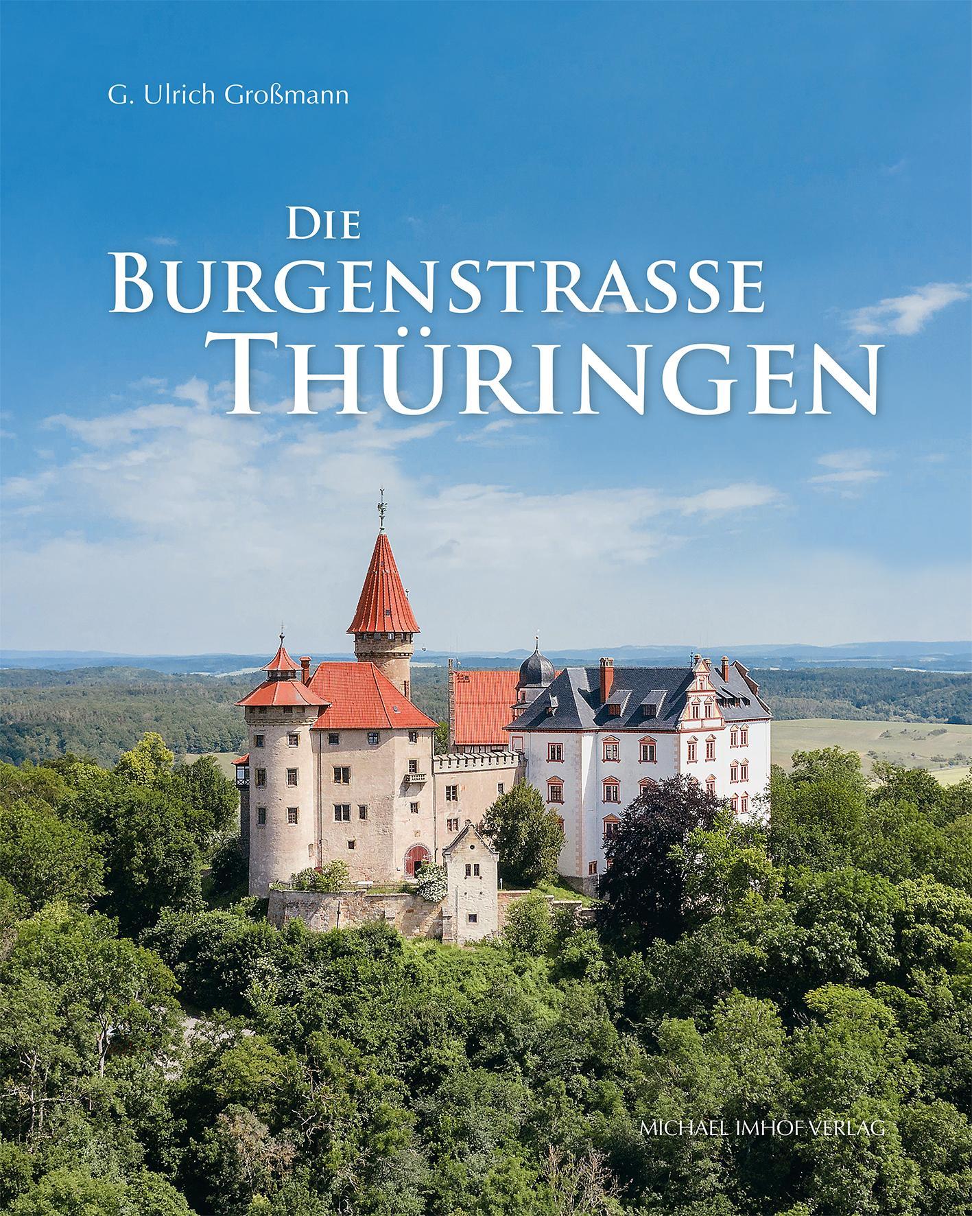 Titel Burgenstraße Thüringen