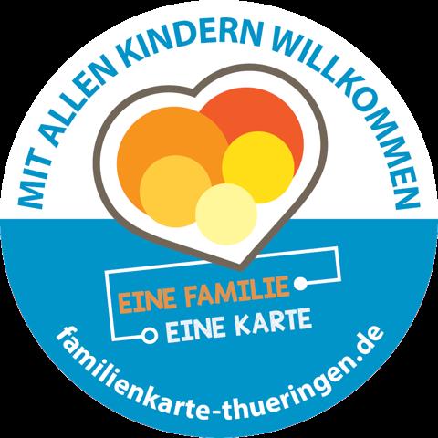 Familienkarte Thüringen