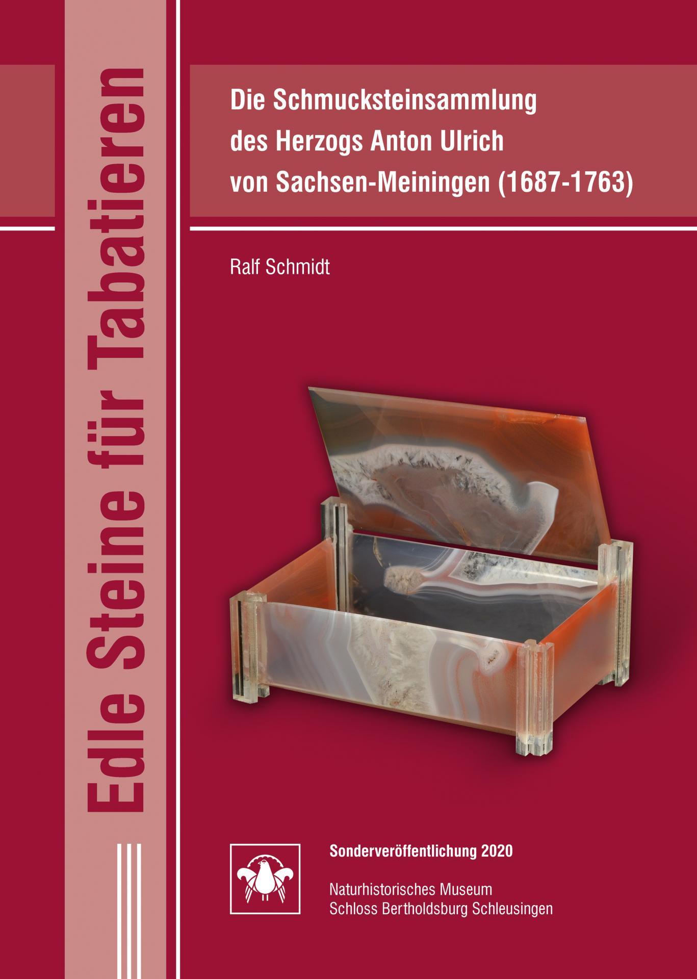 Titelseite Schmucksteinsammlung