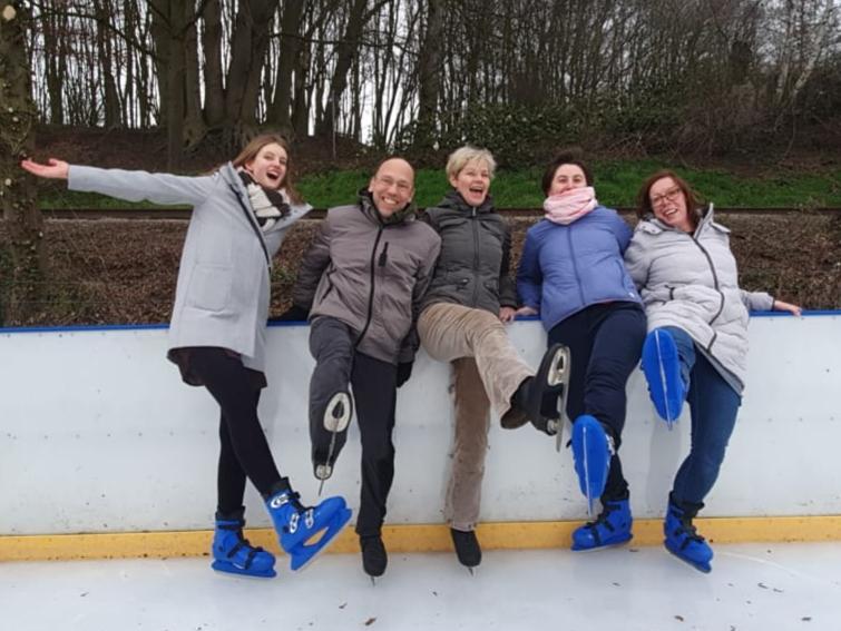 Freaks in ice