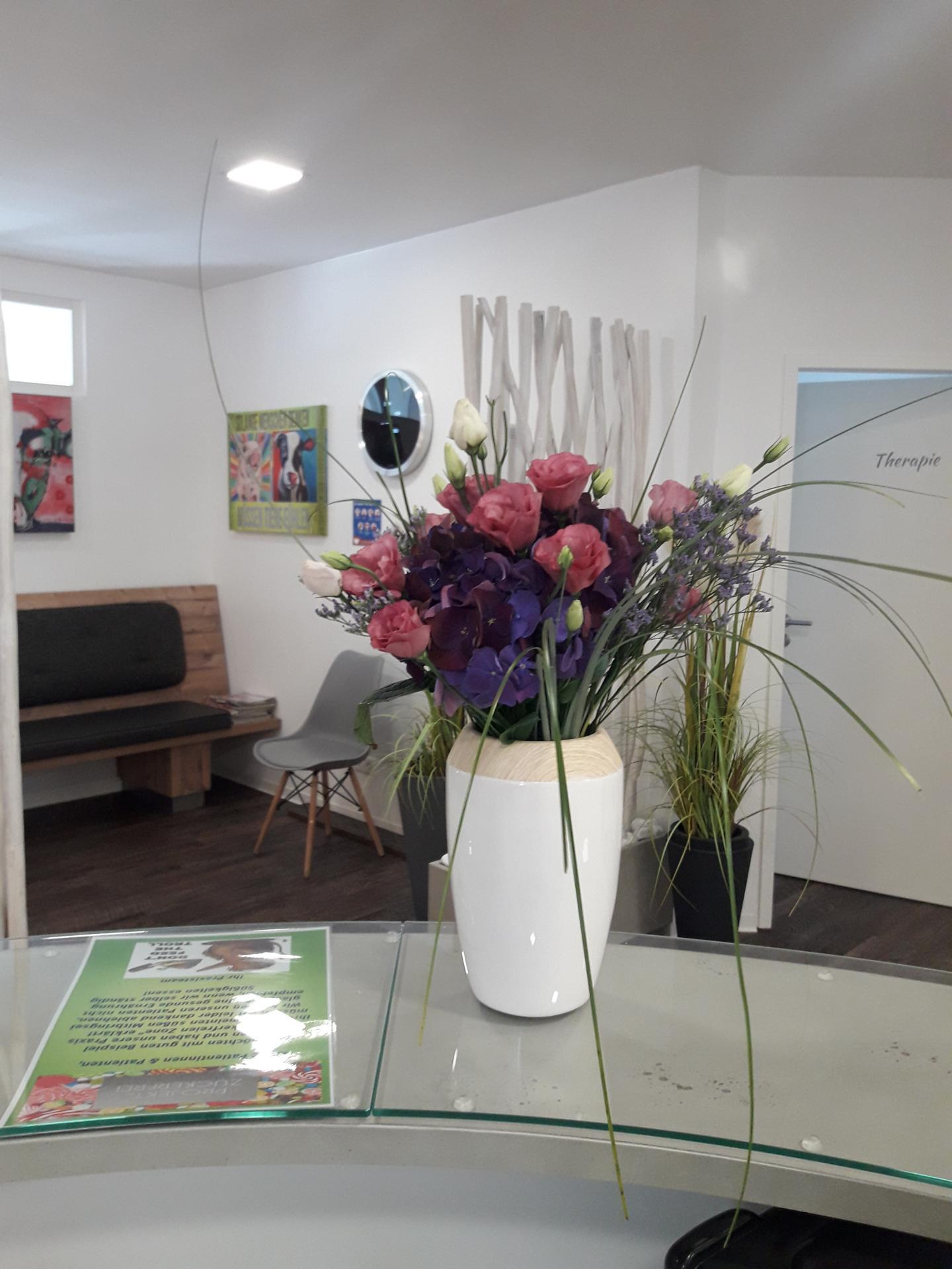 Blumen aus Emden