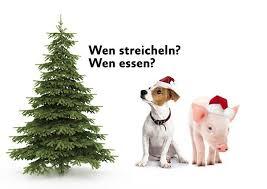 Frohe Weihnachten für alle Lebewesen!