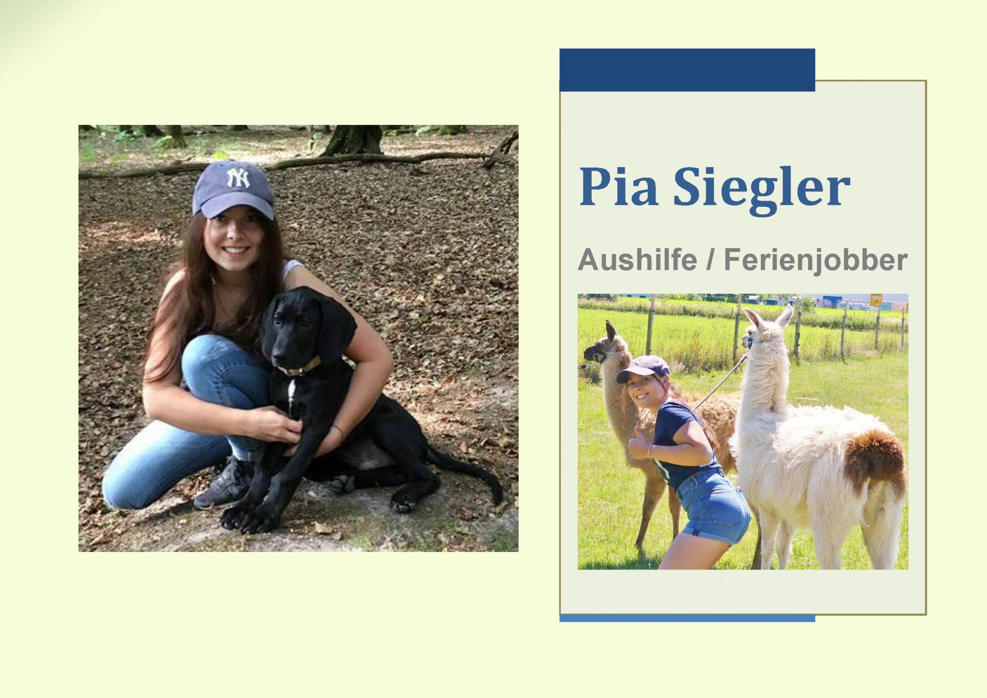 Pia Siegler