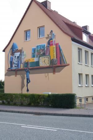 Giebel, Mecklenburgring 27