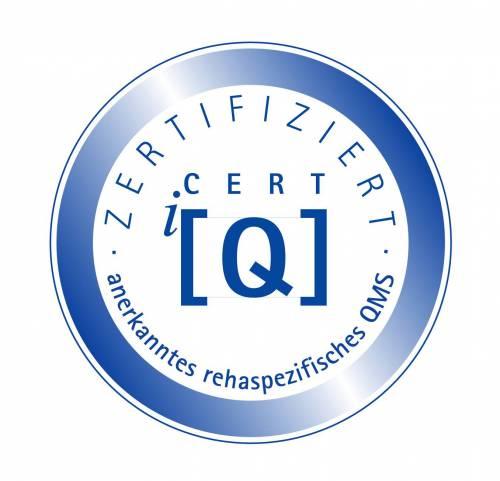 IQ-Cert Logo