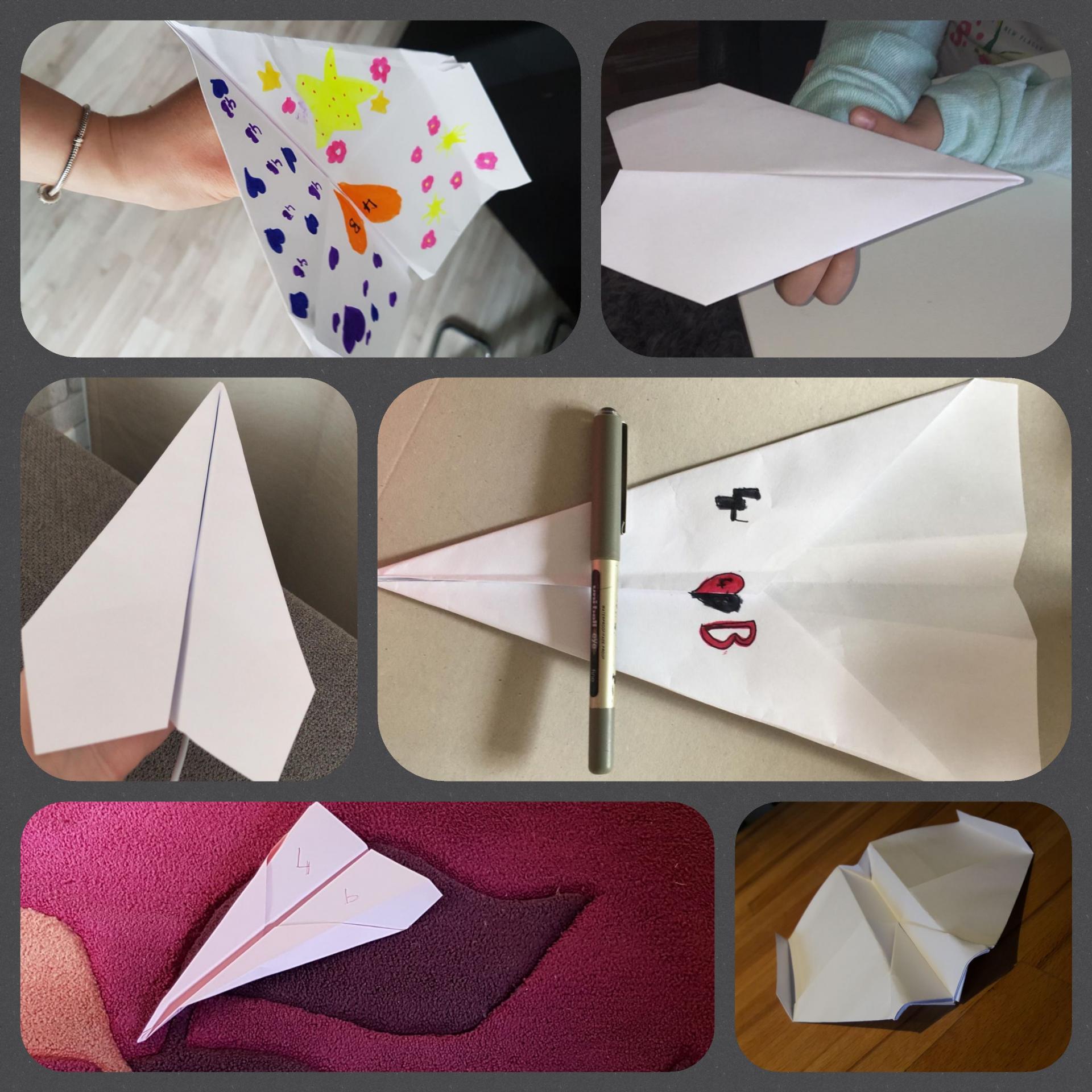 Papierflieger 1