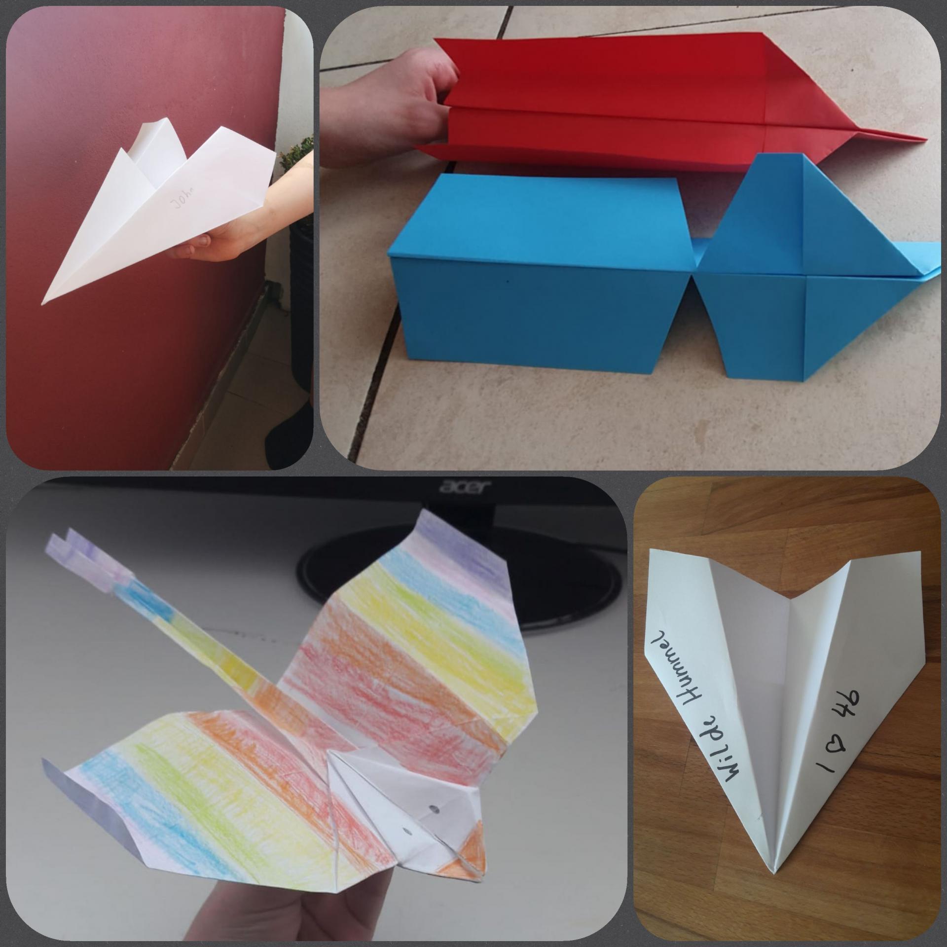Papierflieger 4