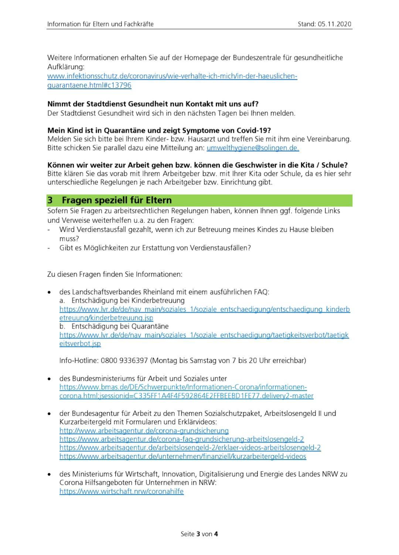 Informationen für Eltern und Fachkräfte 3