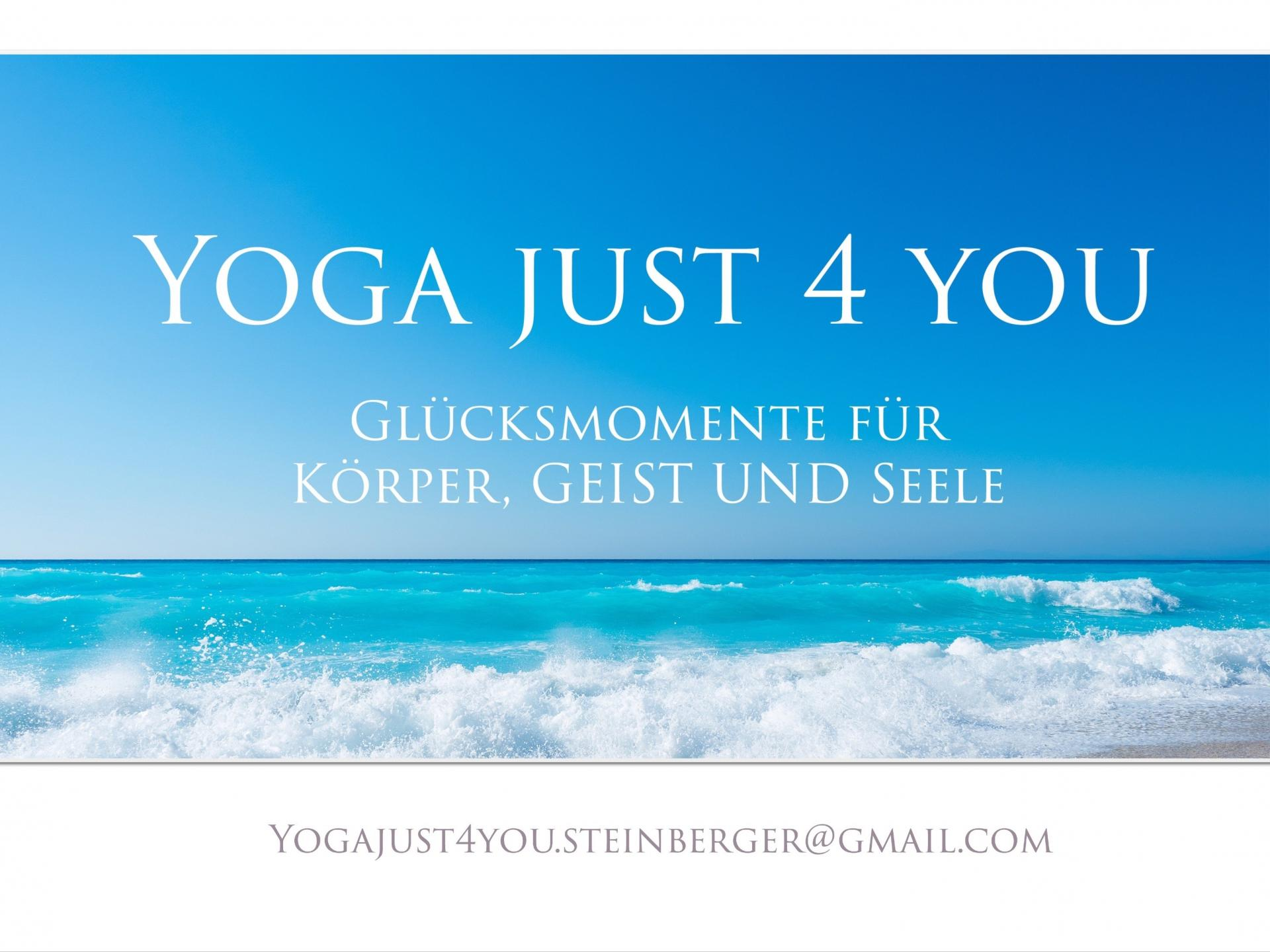 YOGA JUST 4 YOU