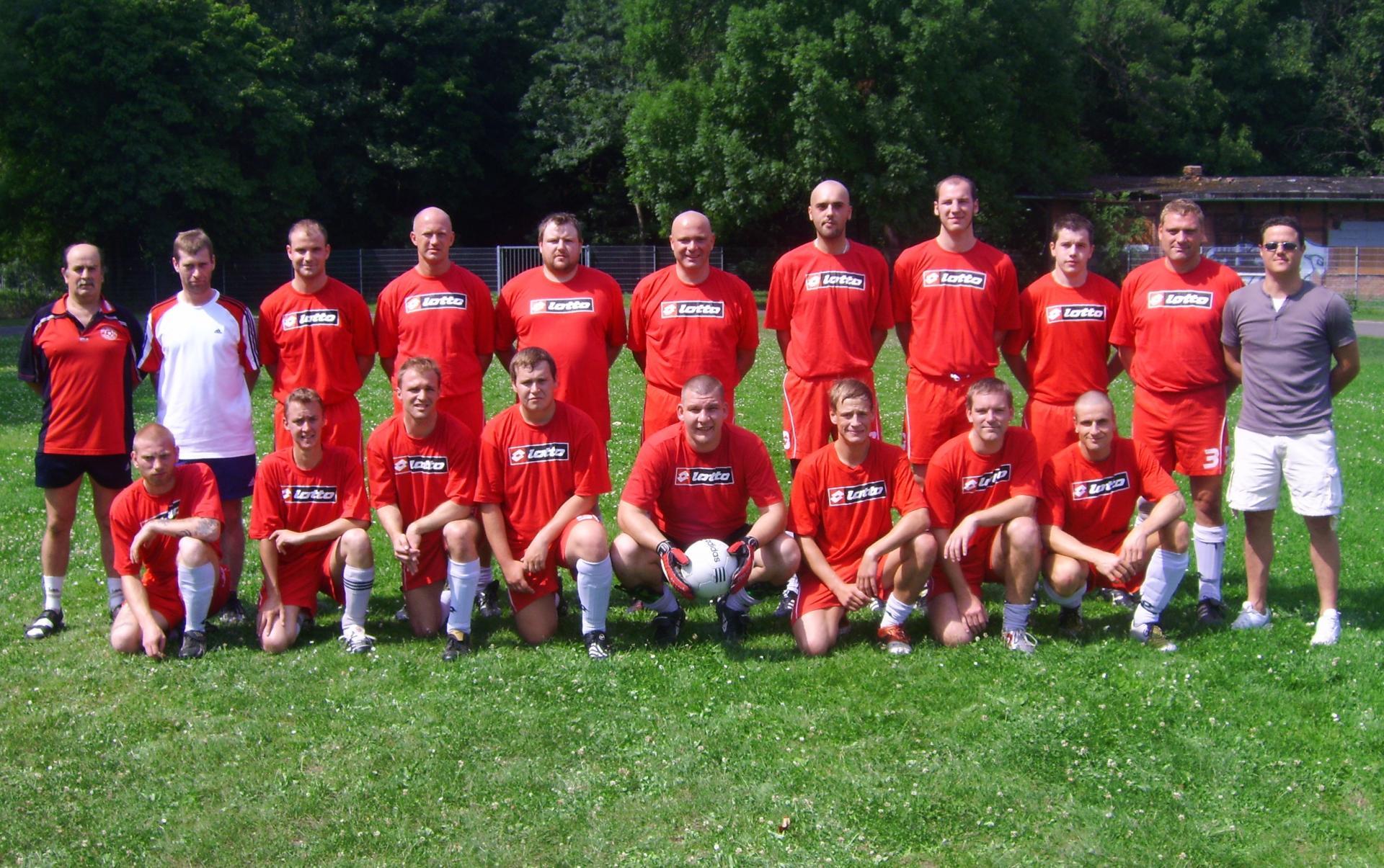 Männer-Team 2008/09