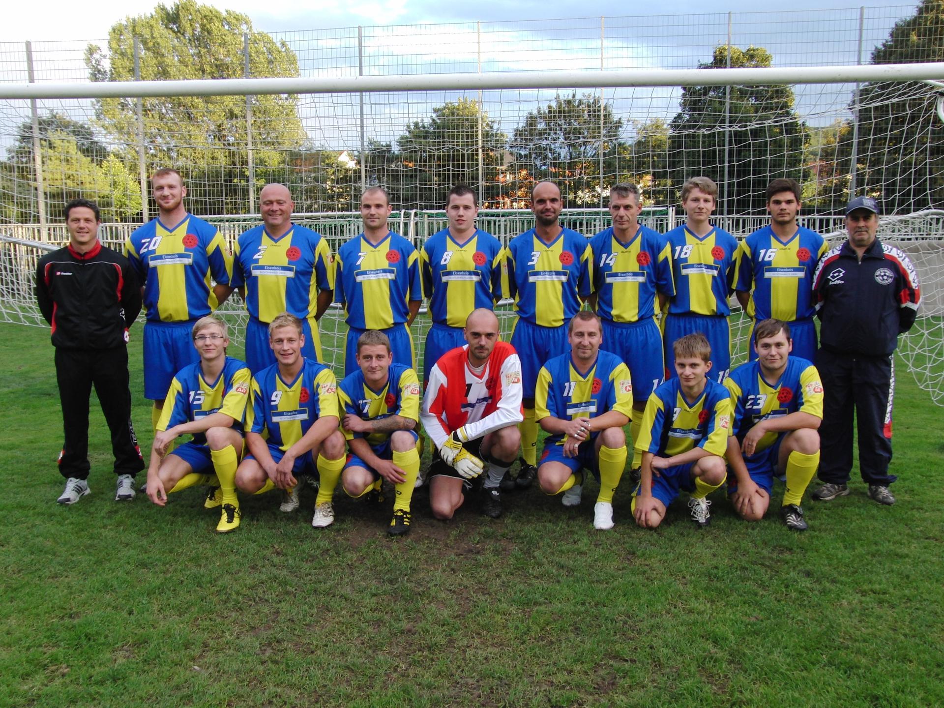 Männer-Team 2010/11