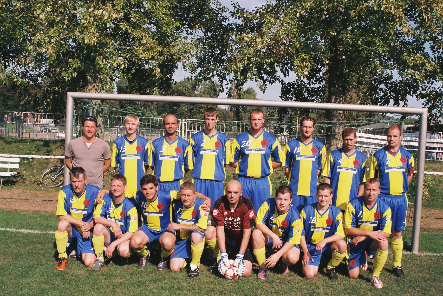 Männer-Team 2011/12