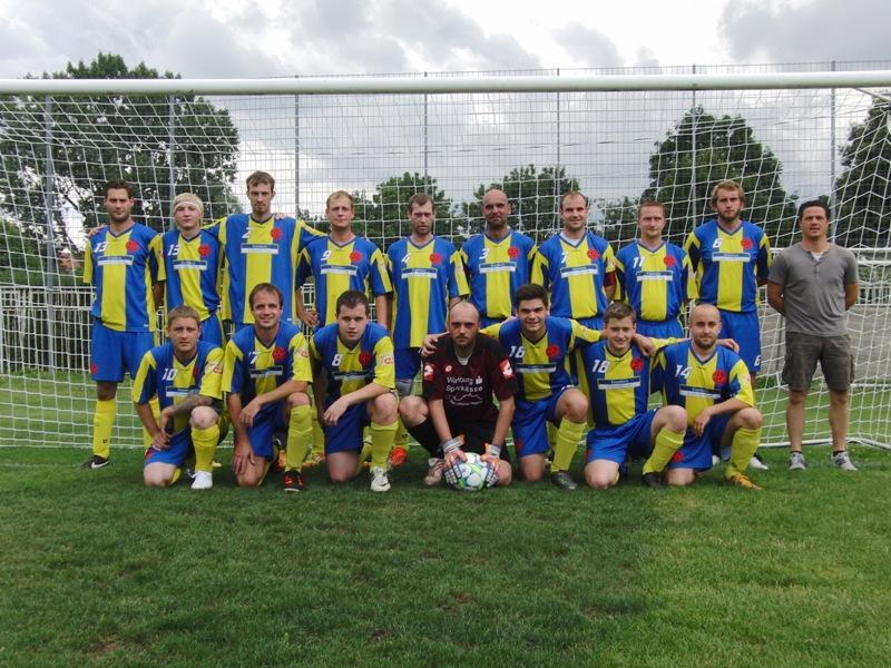 Männer-Team 2012/13