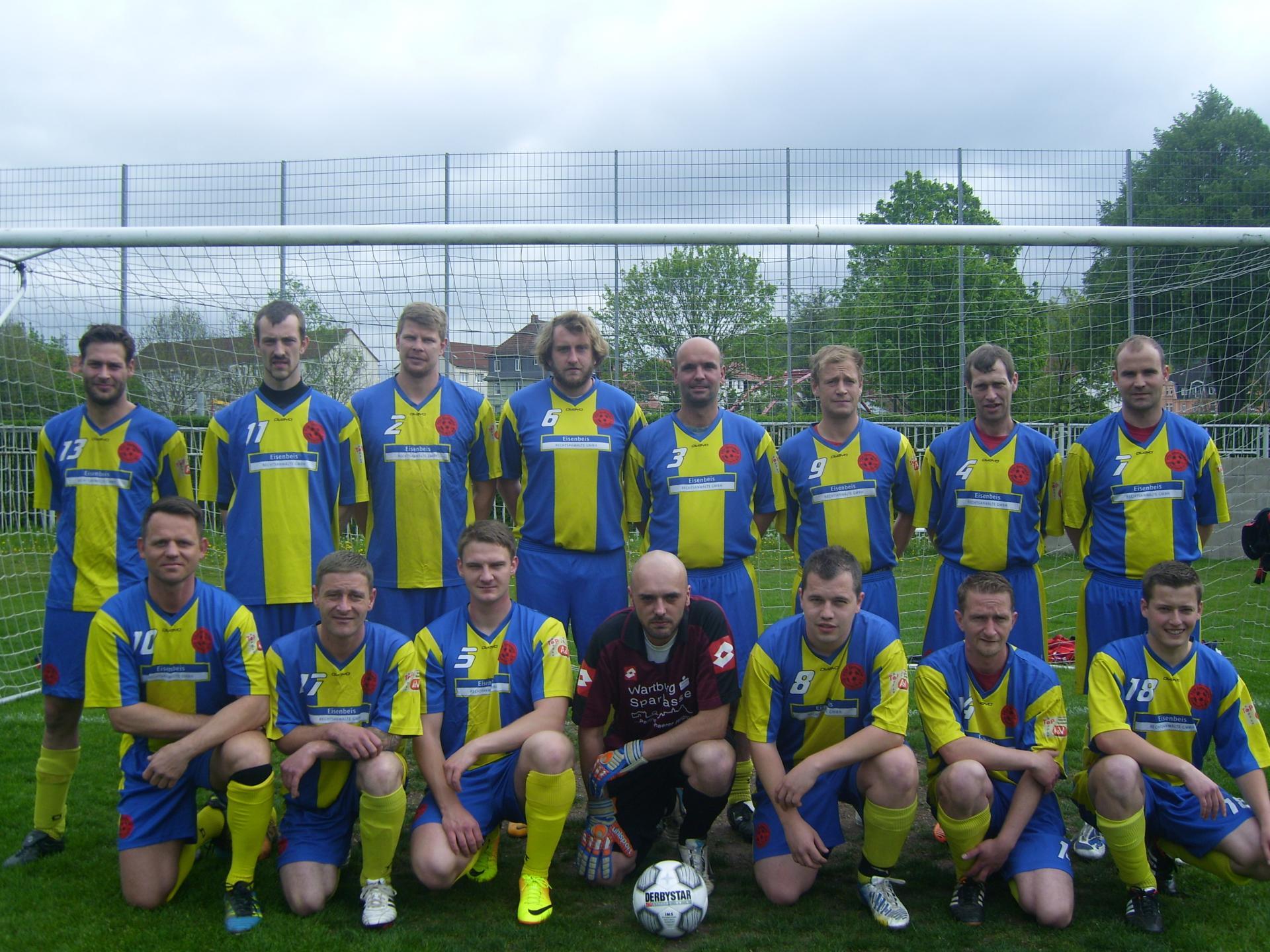 Männer-Team 2013/14