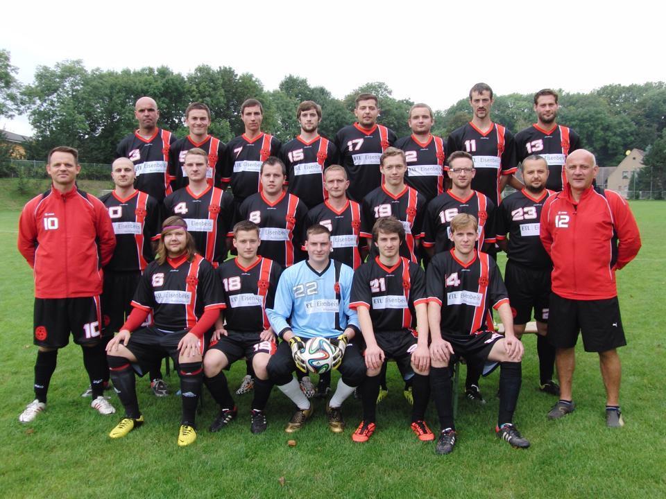 Männer-Team 2014/15
