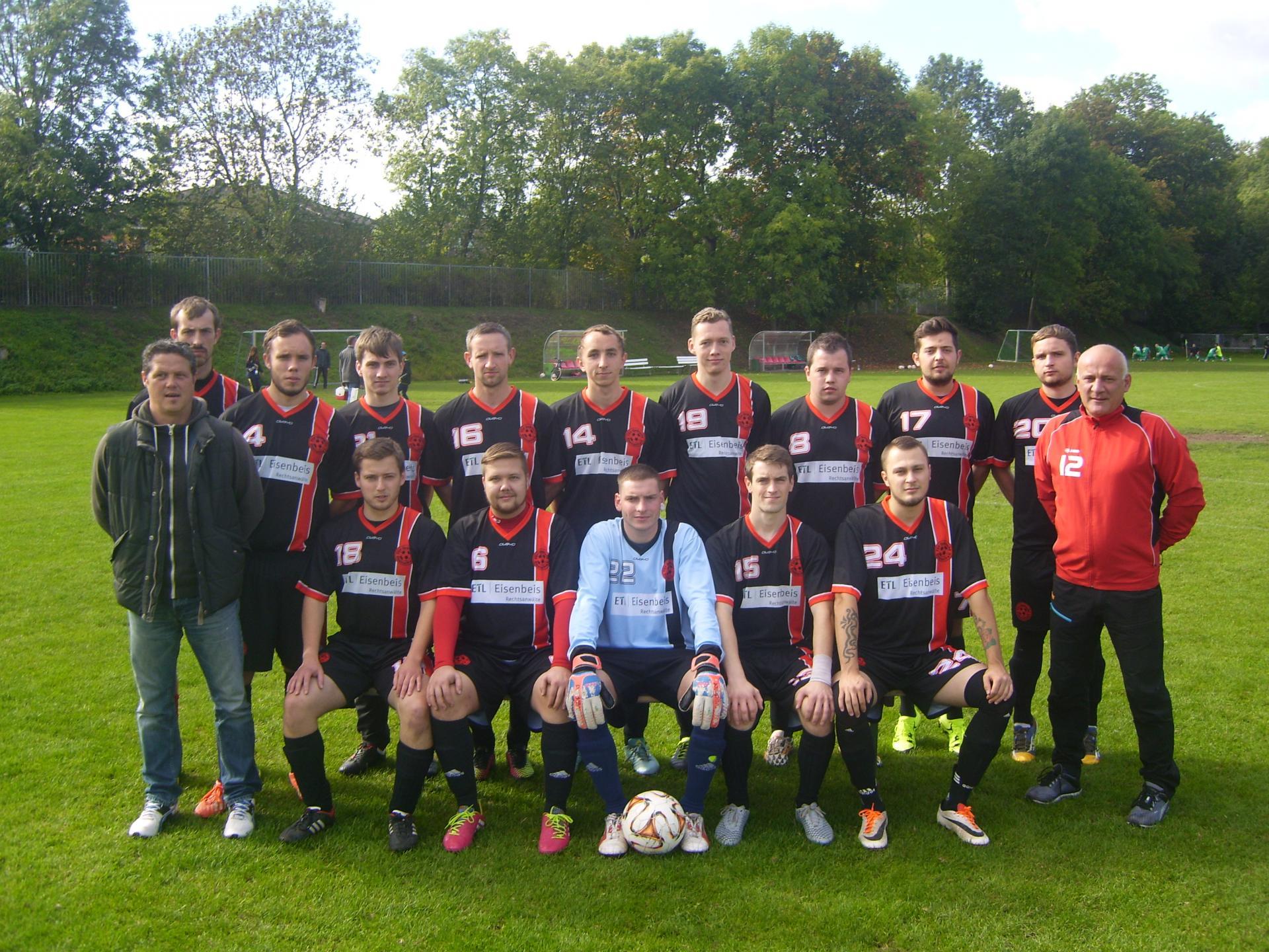 Männer-Team 2015/16