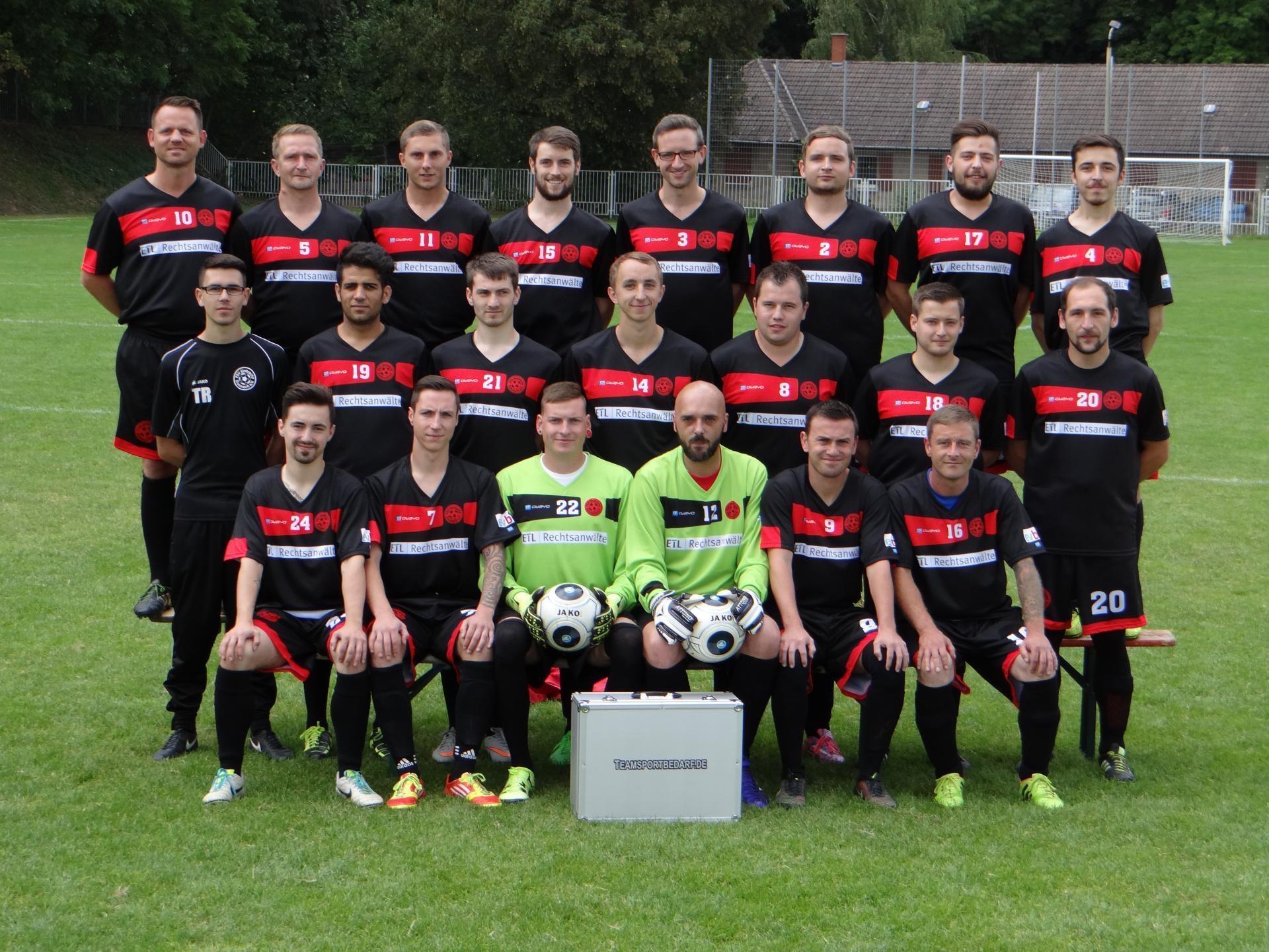 Männer-Team 2016/17