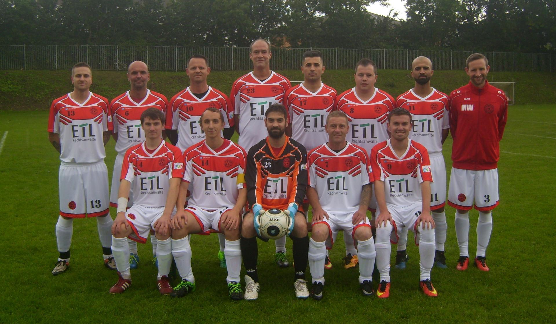 Männer-Team 2017/18