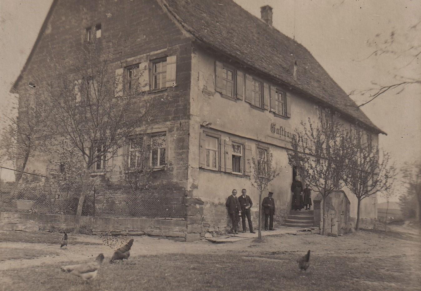 Gasthaus Jordan