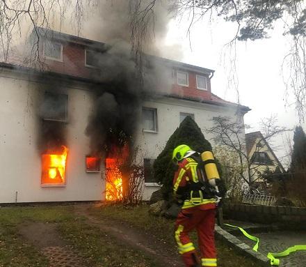 Brand Dezember 2020